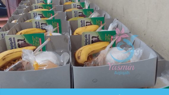 Paket dan Jasa Catering Aqiqah Jakarta Pusat Halal dan Enak