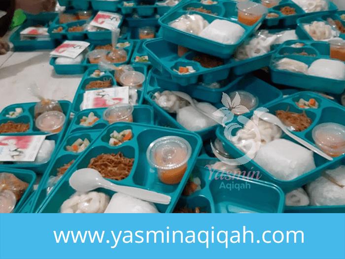 catering aqiqah bekasi