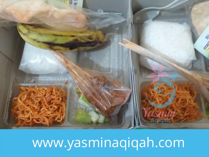 nasi box aqiqah murah