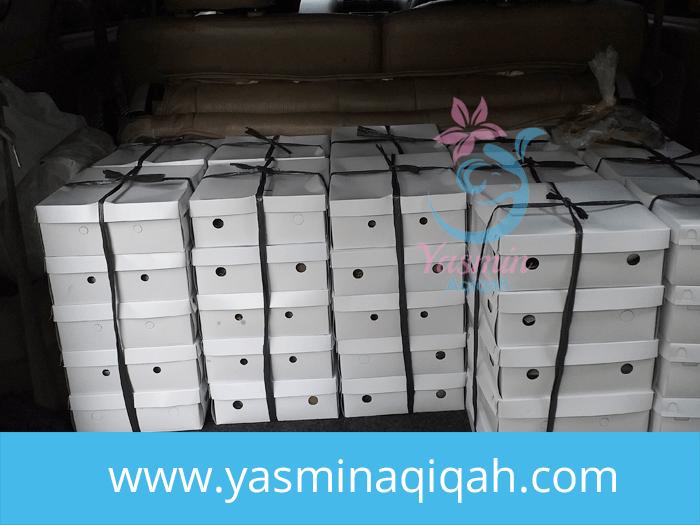 paket nasi box aqiqah